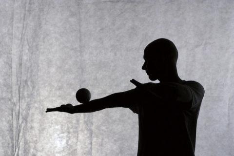 【最も解り易い】コンタクトジャグリング基礎講座 -ワンボール編-